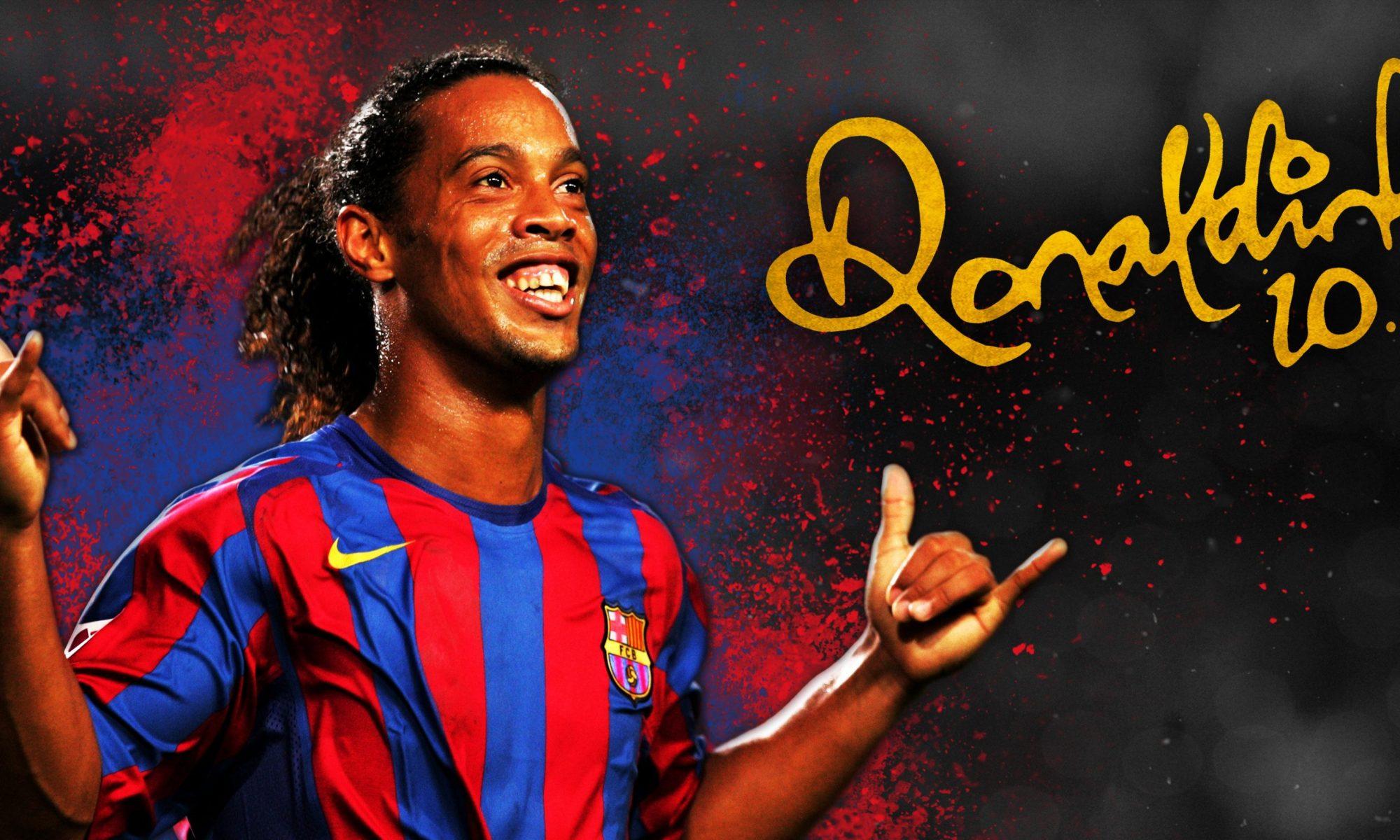 """N-ai cum să nu fi emoționat! Ronaldinho: """"Fotbalul a fost viața mea"""". Video. Sursă foto: goal.com"""