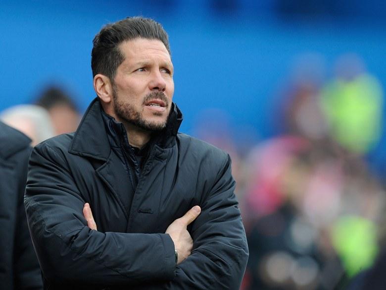 Diego Simeone. Sursă foto: goal.com