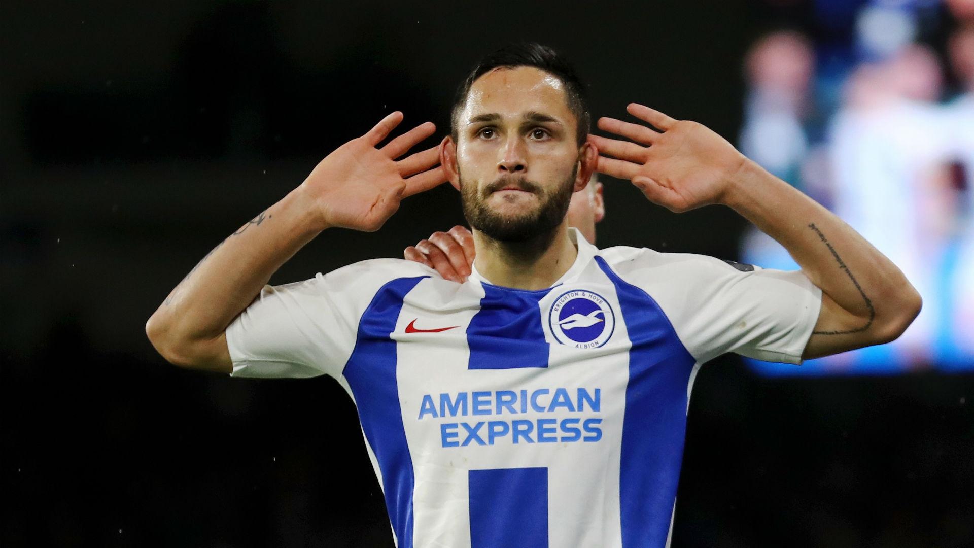 Șansele lui Andone de a juca la Brighton sunt minime după ce și-a jignit clubul. Sursă foto: goal.com