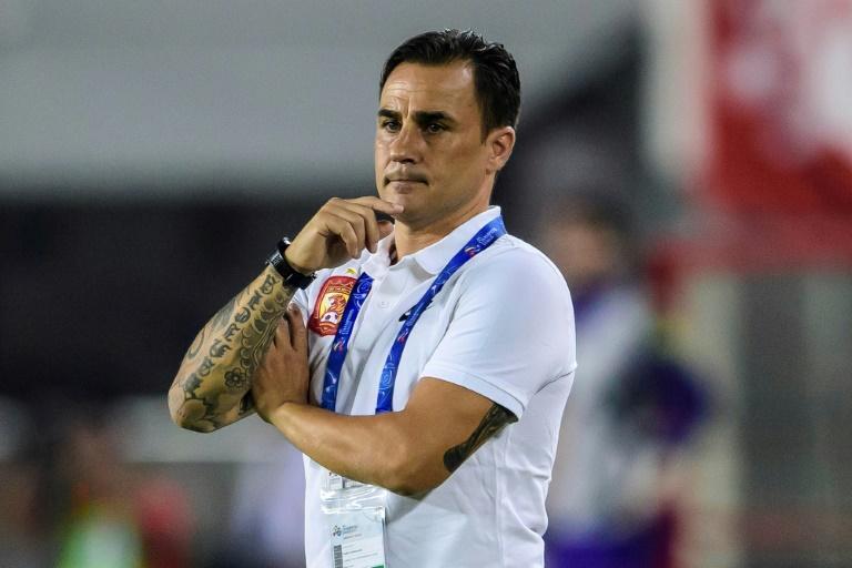 Fabio Cannavaro, antrenorul lui Guangzhou Evergrande. Sursă foto: goal.com
