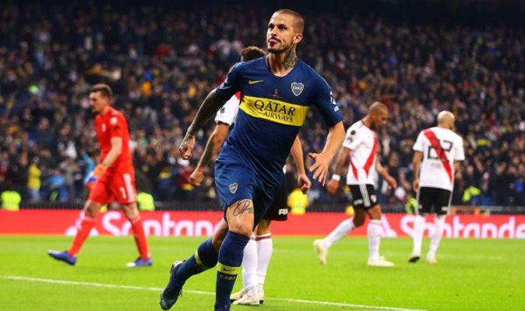Dario Benedetto. Sursă foto: goal.com