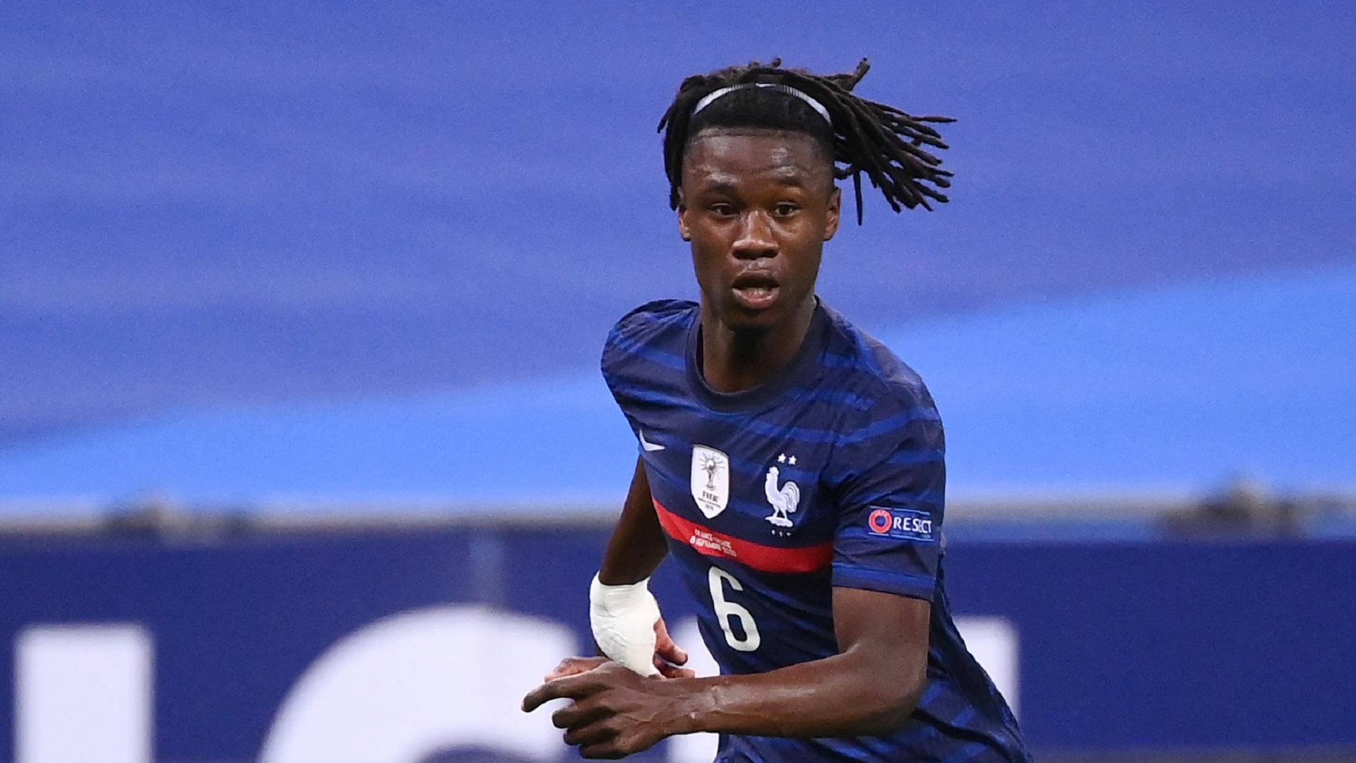Camavinga nu a vrut să se facă fotbalist. Sursă foto: goal.com