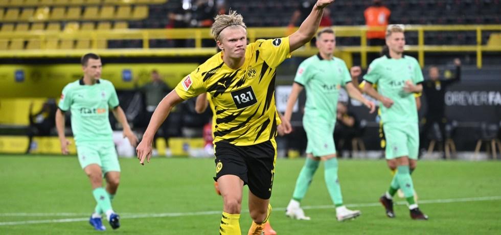 Erling Haaland te învață cum să bați penalty-urile. Sursă foto: goal.com