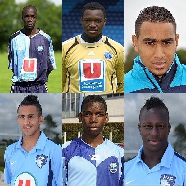 Fotbaliștii lansați de Le Havre. Sursă foto: fwn.com