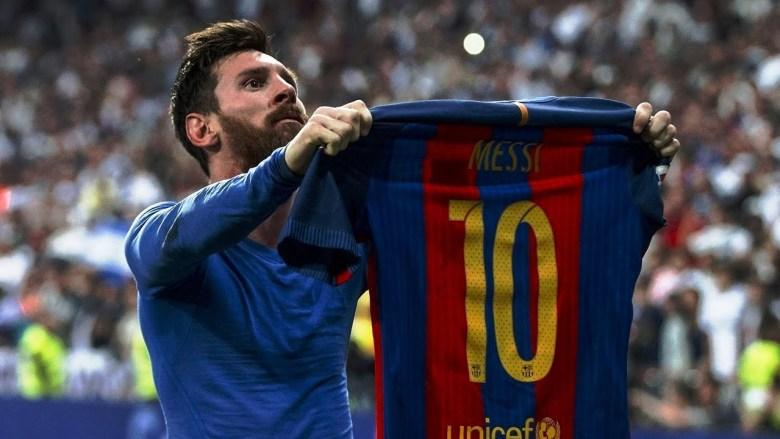 Lionel Messi. Sursă foto: goal.com