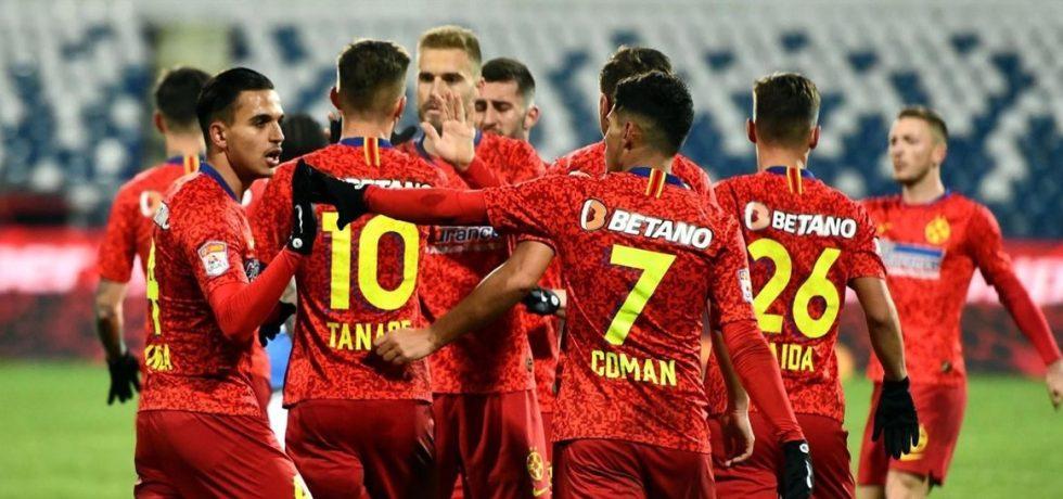 Cum poate arăta echipa de start a FCSB-ului pentru meciul cu UTA. Sursă foto: gsp.ro