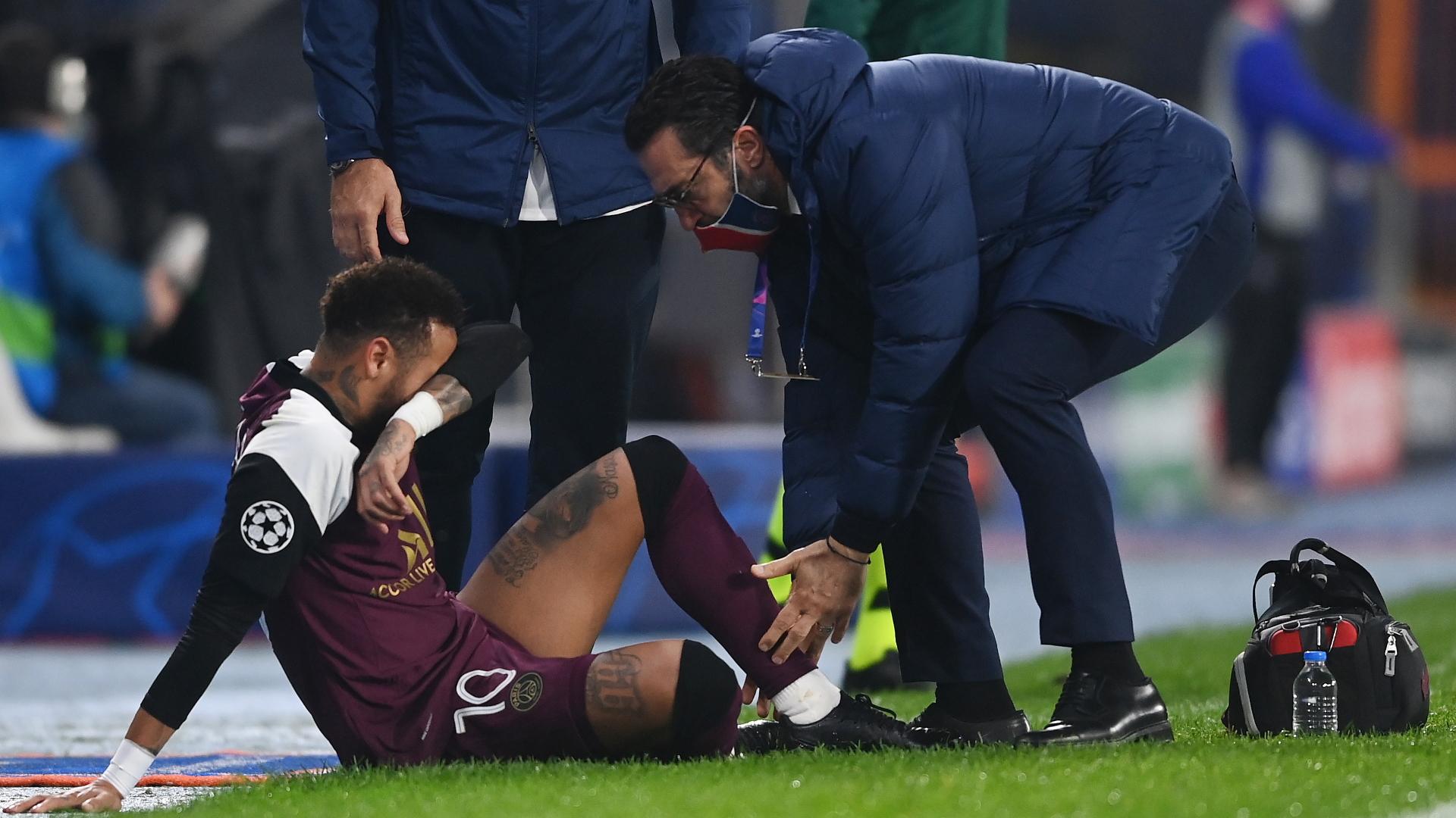 Primele detalii despre accidentarea lui Neymar. Sursă foto: goal.com