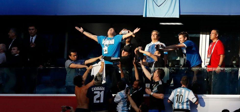 De ce nu a câștigat Maradona niciodată Balonul de Aur. Sursă foto: goal.com