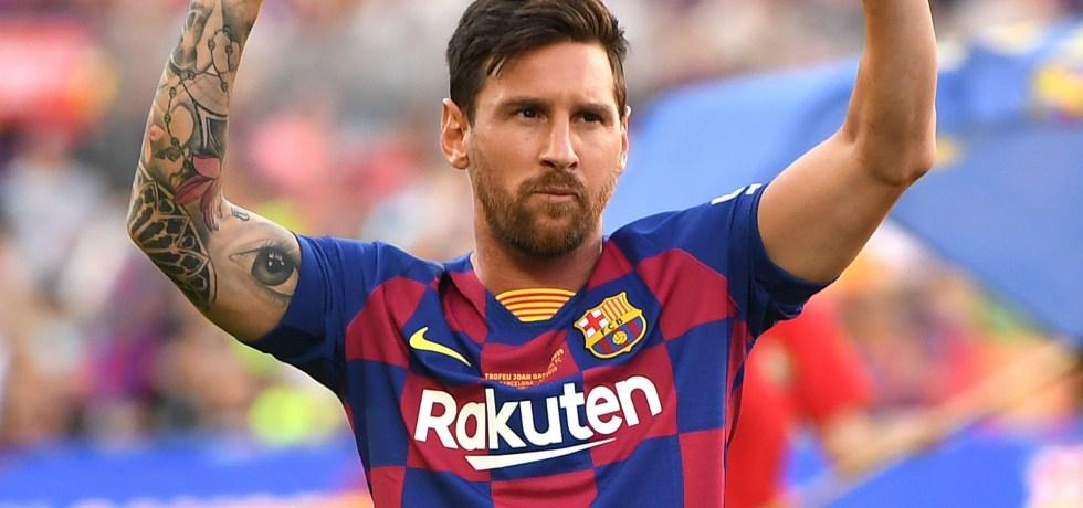 Ce i-a spus un fan lui Messi ca să-l facă să râdă. Sursă foto: goal.com