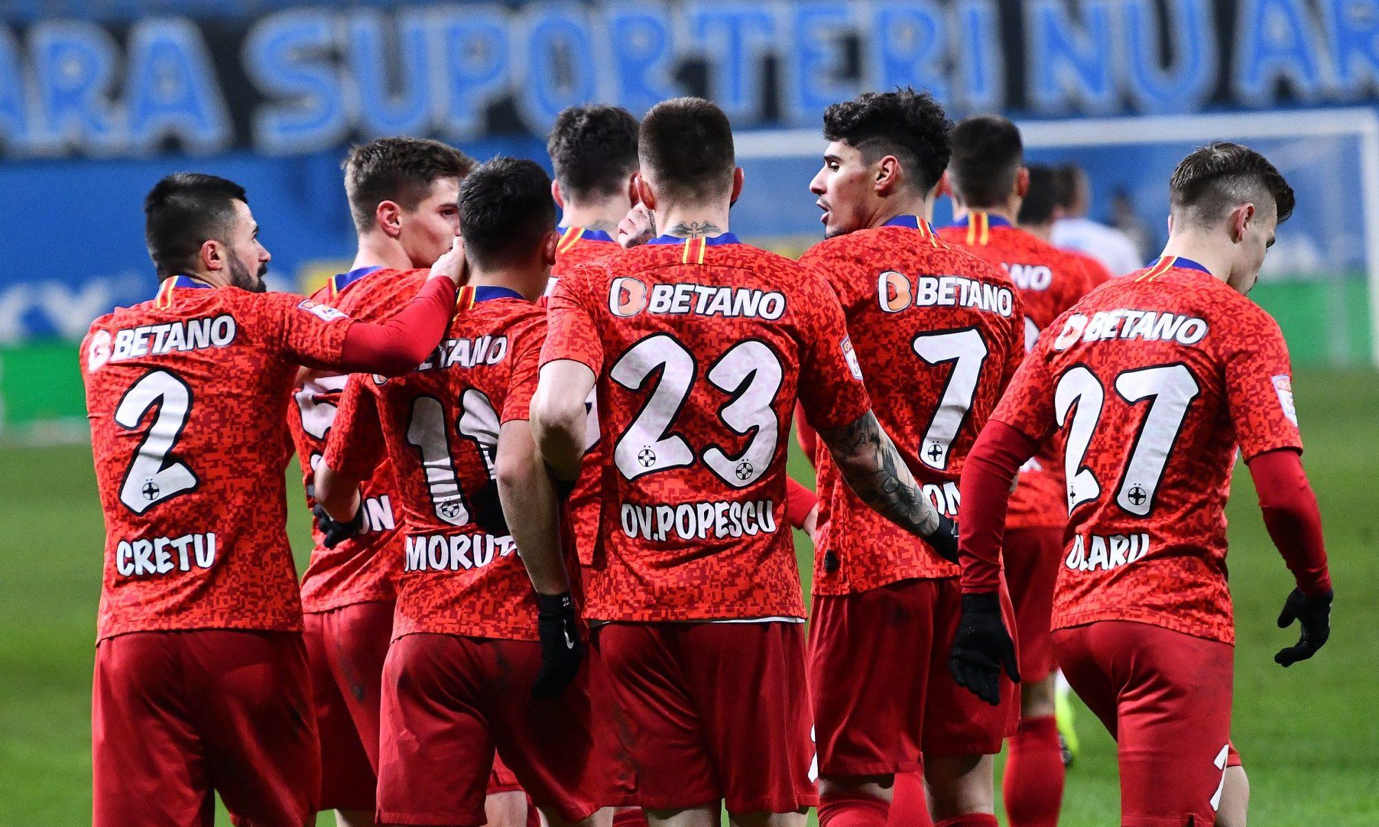 Cum poate arăta echipa de start a FCSB-ului în meciul cu Astra. Sursă foto. sportpictures.eu