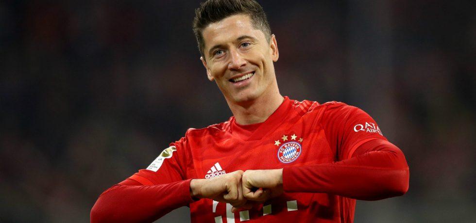 """Lewandowski: """"Messi și Cristiano pot sta la masa mea!"""". Sursă foto: goal.com"""