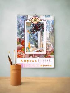 fir stil SMK kalendar
