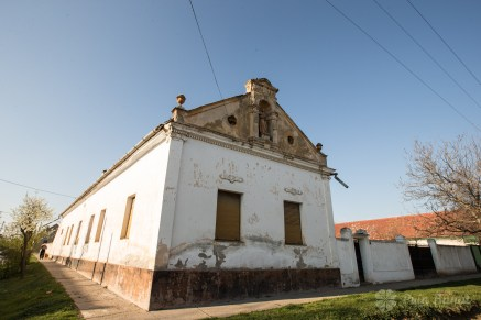 Casa cu sfânt din Vinga