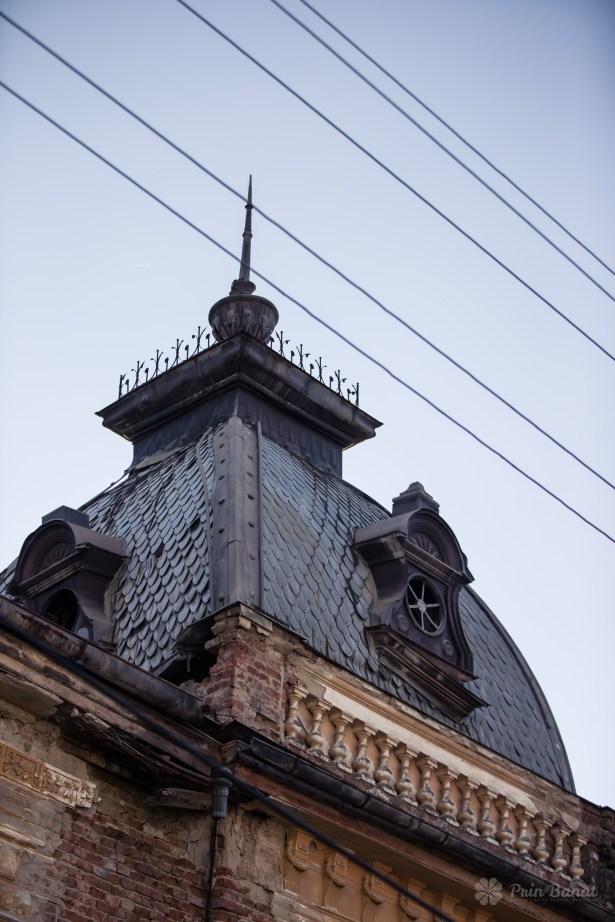 Das Herendești Herrenhaus