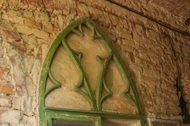 Das Schloss des Grafen von Mercy aus Carani