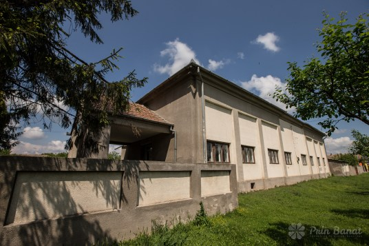 The former annex of the castle