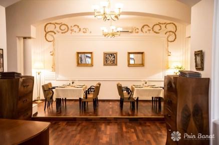 Merlot Restaurant located in the Neptun Palace