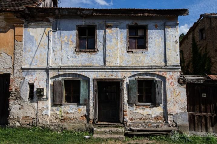 Mister Andrei's house in Putna (1)