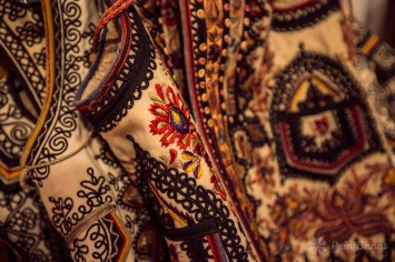 Waistcoat for holidays - The Marius Matei ethnographic collection
