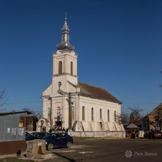 Biserica Ortodoxă din Sârbova în 2015