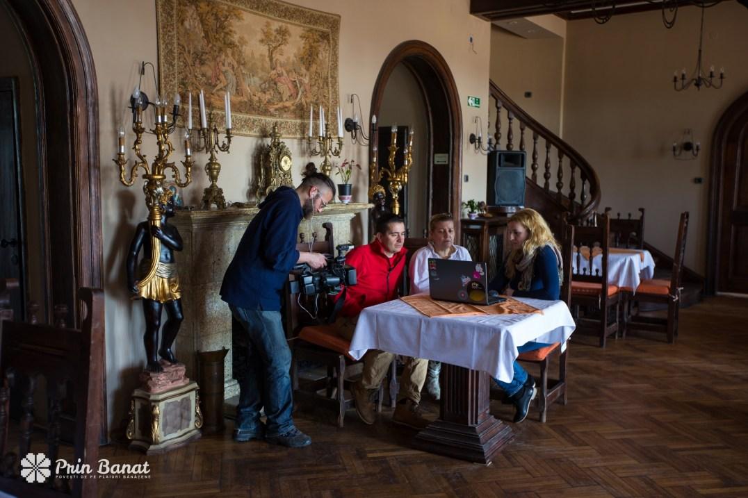 Castelul Banaterra (2017) - interviu