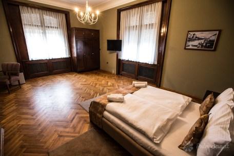 Banaterra Castle - Master room