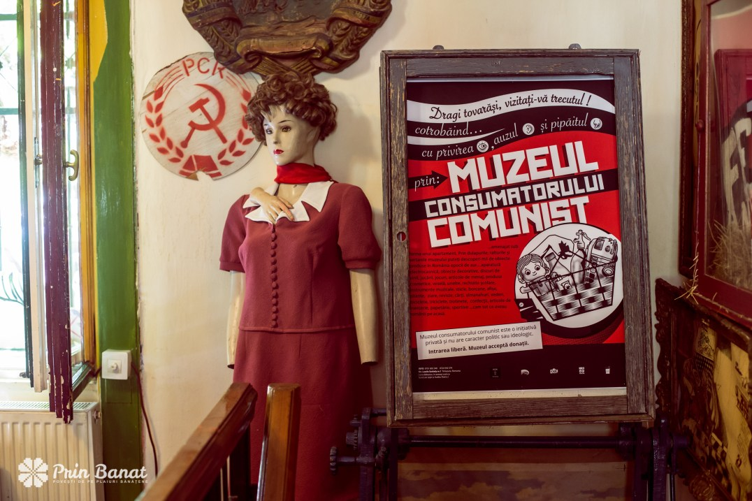 The Communist Consumer Museum of Timisoara. Copyright PRIN BANAT/ Flavius Neamciuc 2015. All rights reserved.