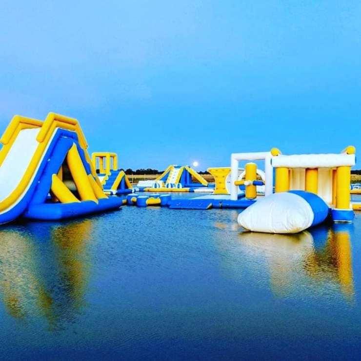 West Lake Willy Water Park Sandbanks