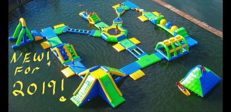 NEW FOR WEST LAKE WILLY WATER PARK SANDBAVNKS