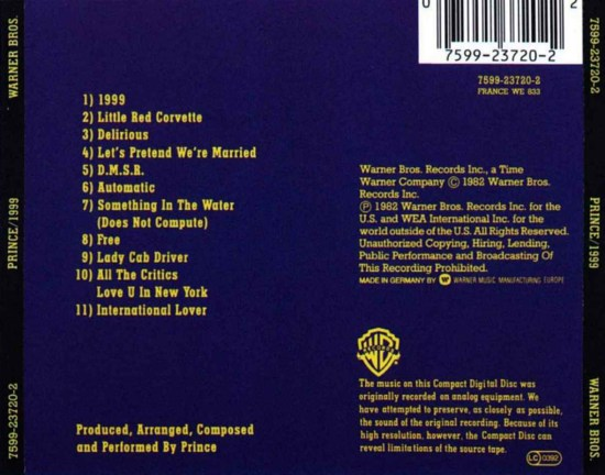Prince-1999