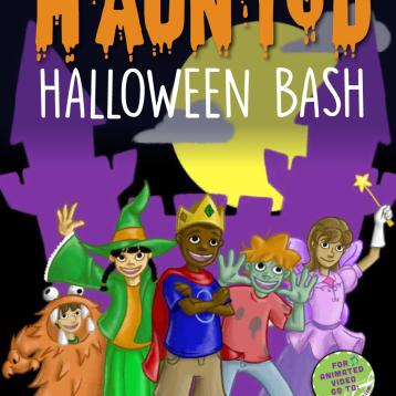 Halloween Book Cover