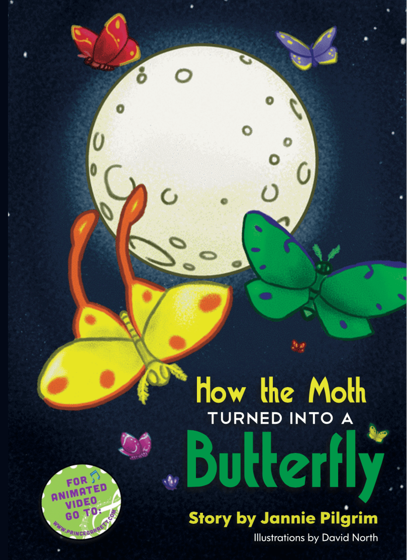 How the Moth Turned into a Butterfly