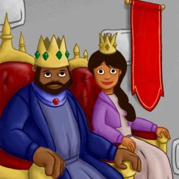 Prince Garrett's Parents