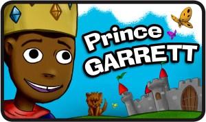 Prince Garrett Logo