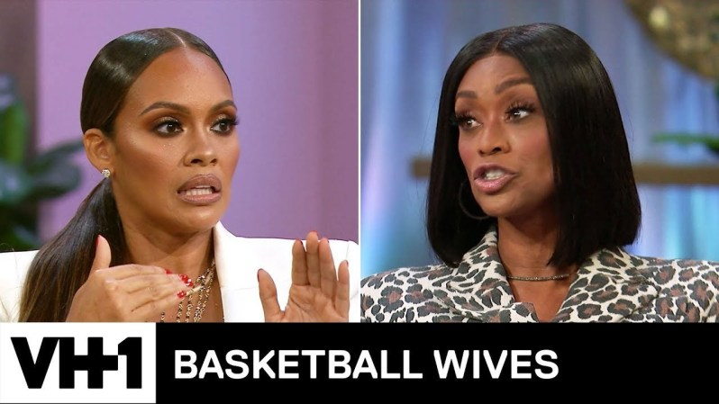 Basketball Wives Star's Tami Roman & Evelyn Still Beefing On Social Media... New Storyline for the Duo?