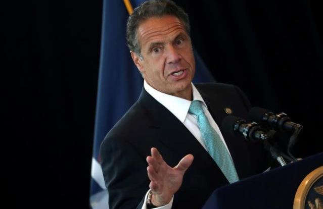 Gov. Cuomo Resigns following sexual harassment