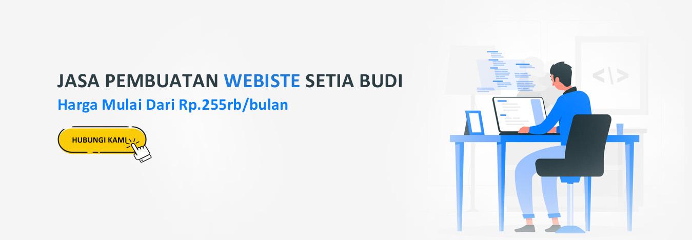 jasa pembuatan website setiabudi