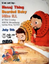 flyer Bearded ababy