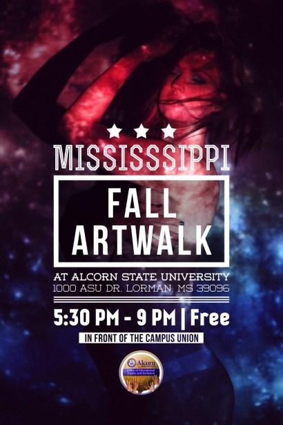 mississippi fall artwalk 20x30