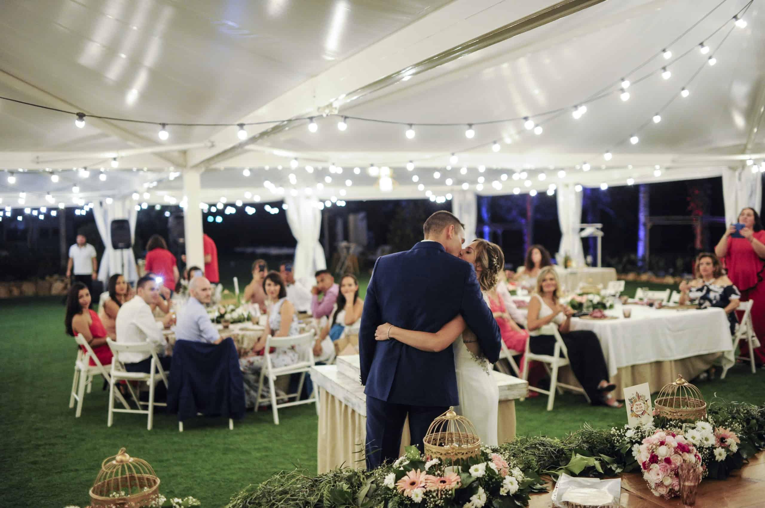 La boda de Andrea y Rubén