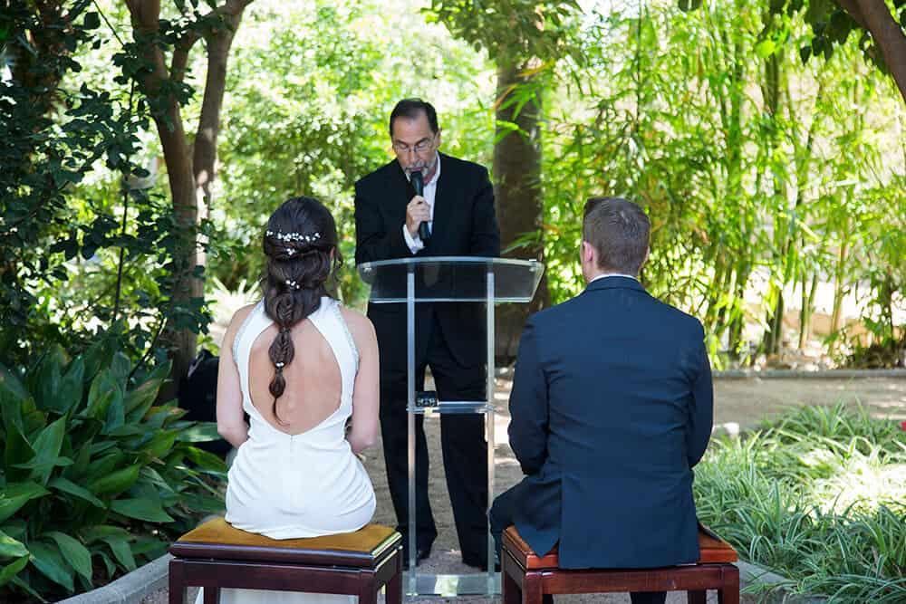 La boda de Ana y Benja