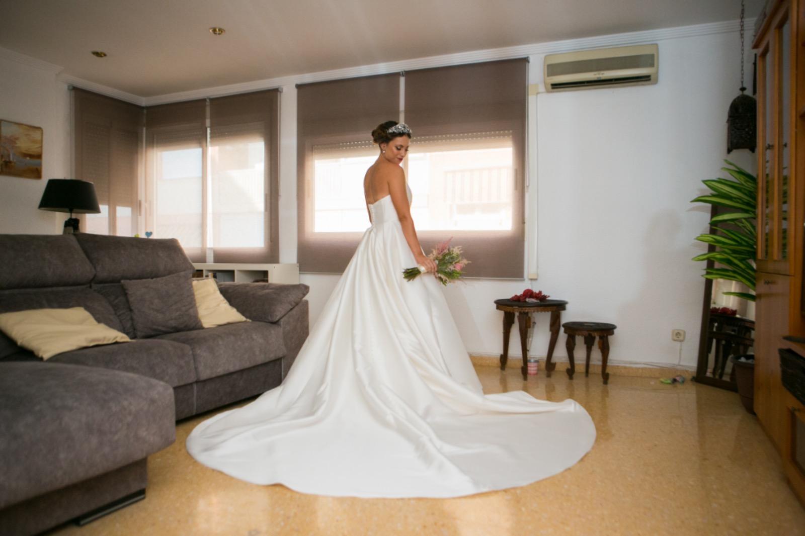 Princesas reales: la boda de Mamen y Adrián