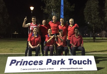 Dunneworthy - A Grade Champions