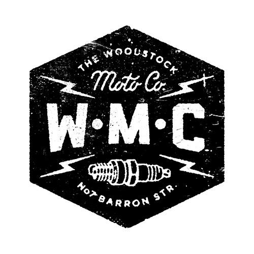 Woodstock Moto Co logo