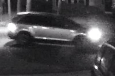 This image is believed by police to show a 2008 Ford Edge that was stolen from the 1200 block of Warner Hall Drive overnight on Thursday, Sept. 29. [Virginia Beach Police Department/Courtesy]