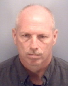 Master Police Officer Mark W. Rowe, 49, is charged with one count of misdemeanor embezzlement, according to the police department. [Courtesy/Virginia Beach Police Department]