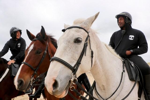 Mounted Patrol