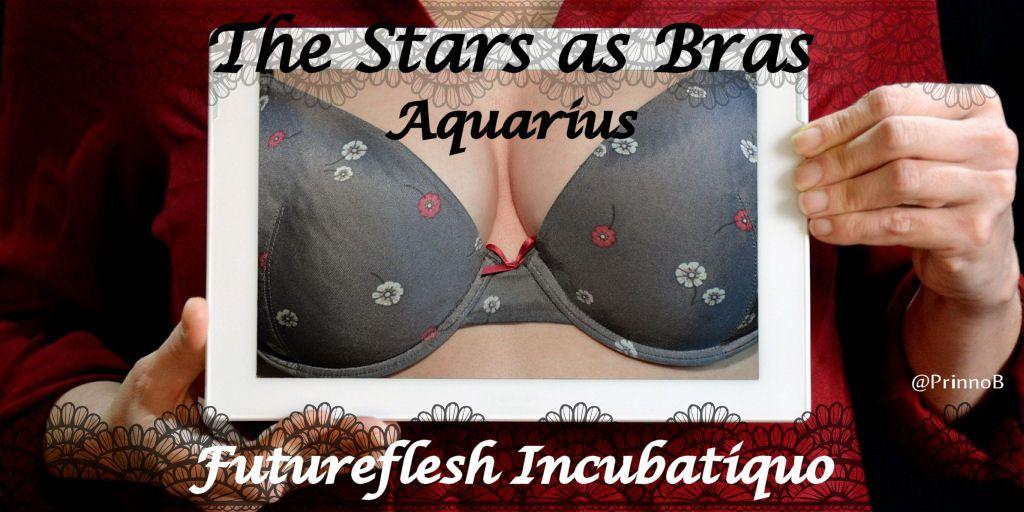 the stars as bras reveal secrets close to Aquarius hearts