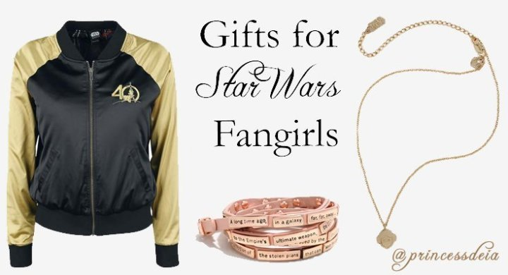 Gift Guide for Star Wars Fangirls