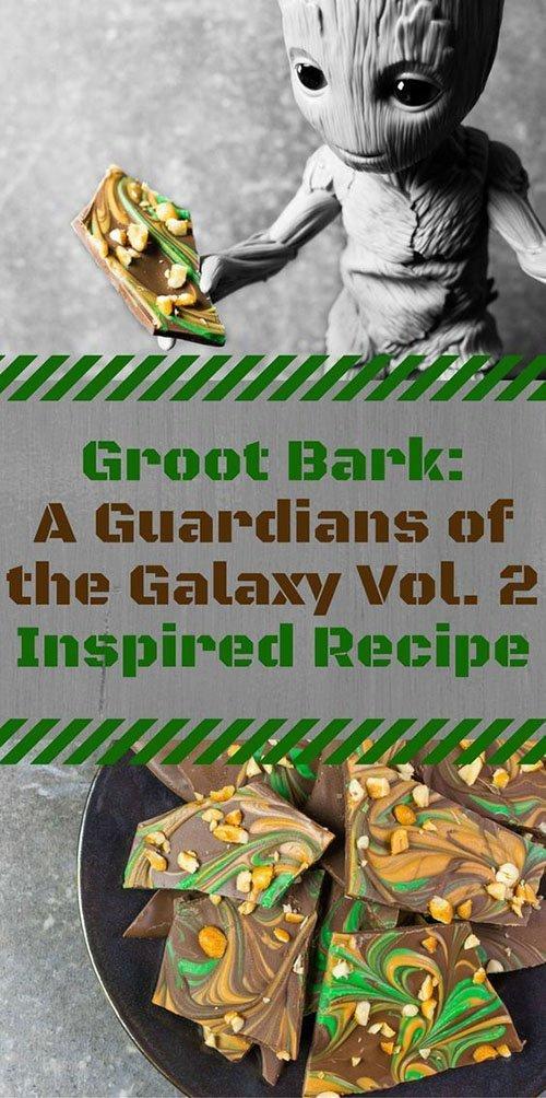 Groot Bark by Geeks who Eat